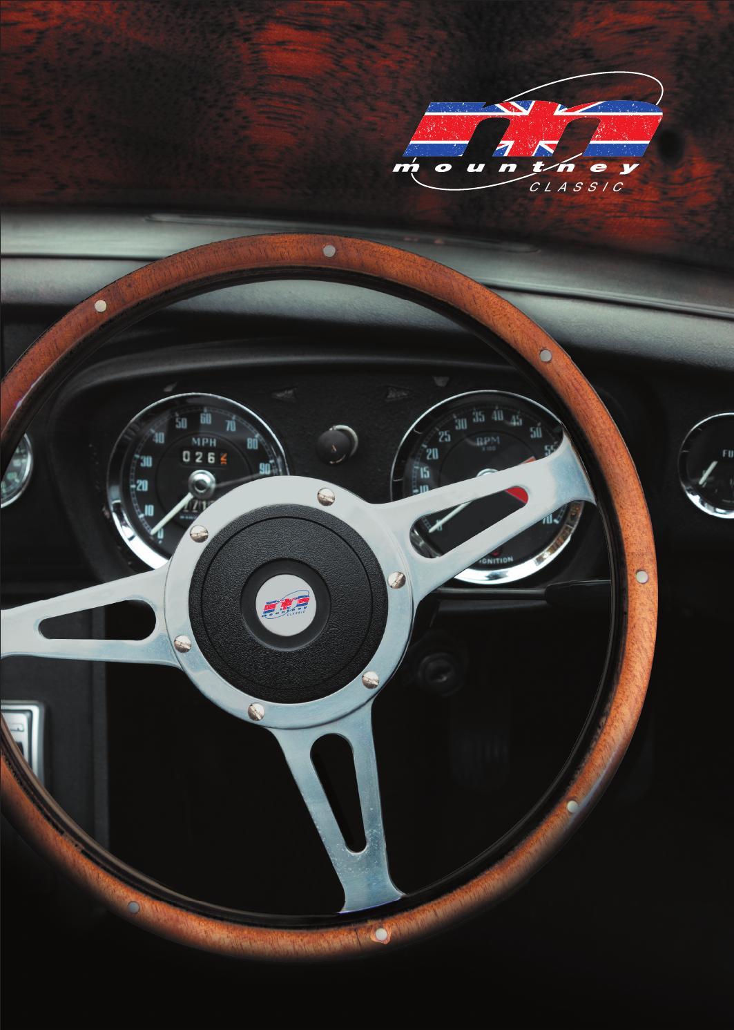 Opel // Vauxhall Mountney Steering Wheel Boss Kit /'M/' Range M760X