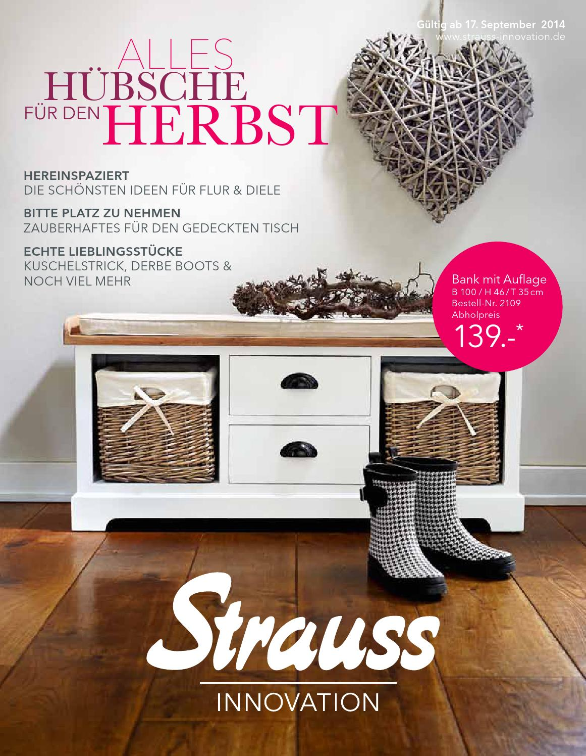 alles h bsche f r den herbst by strauss innovation gmbh. Black Bedroom Furniture Sets. Home Design Ideas