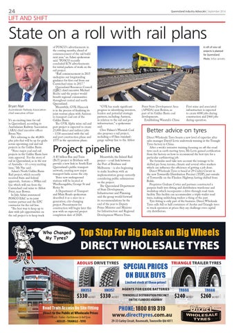 47ad4aa0655 Queensland Industry Advocate September 2014 by The Mining Advocate ...