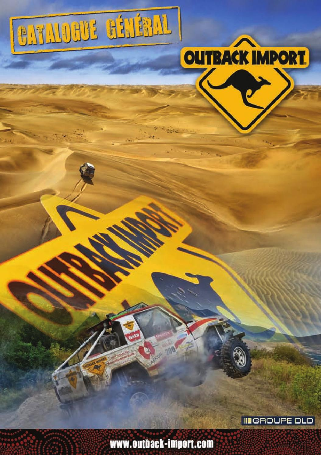 Catalogue General Outback Import By Outbackimport Issuu