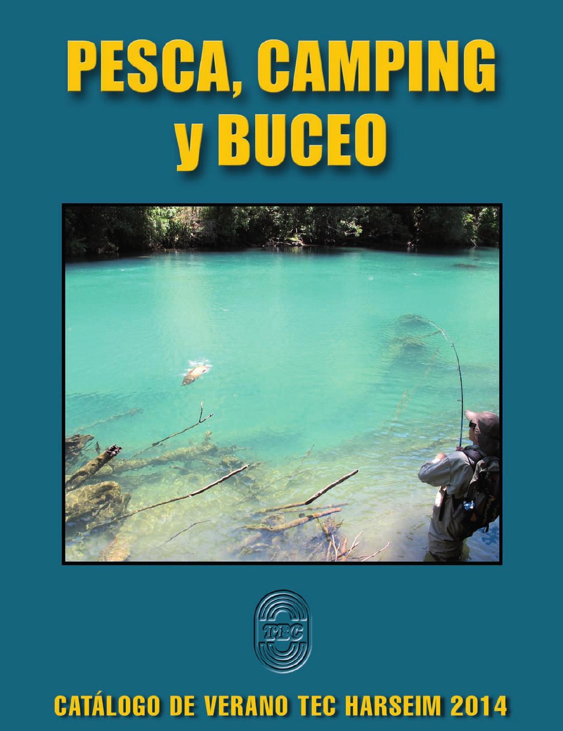 Pesca, Camping y Buceo - Catálogo 2014 by TEC Harseim Ltda. - - issuu