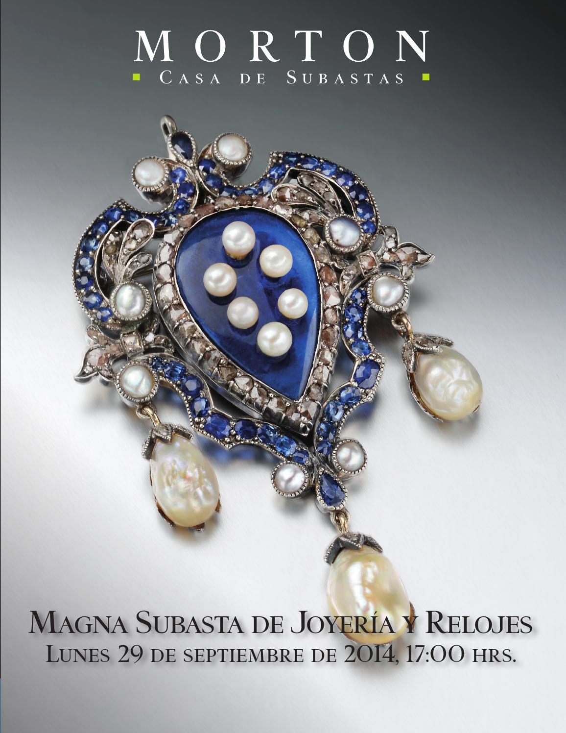 Subasta de Joyería y Relojes by Morton Subastas - issuu