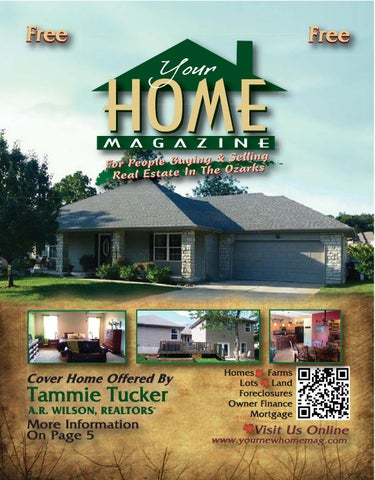 September Issue Of Your New Home Magazine