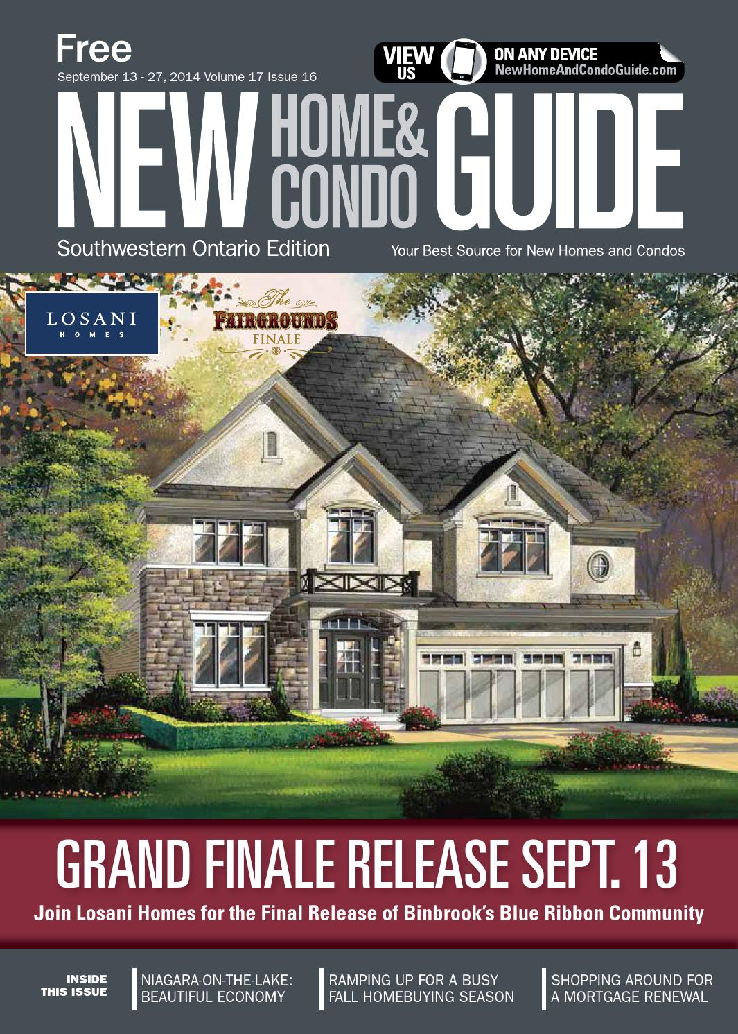 Ecoschools gt home gt resources and guides gt charts and posters - Southwestern Ontario New Home And Condo Guide Sept 13 2014 By Nexthome Issuu