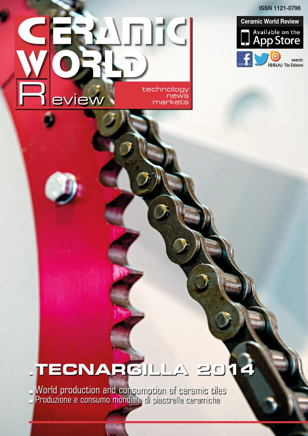 Ceramic world review 1082014 by tile edizioni issuu dailygadgetfo Image collections