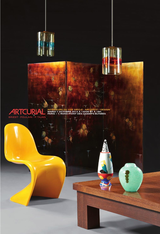 Intérieurs du 20e siècle » Art Déco et Design by Artcurial - issuu