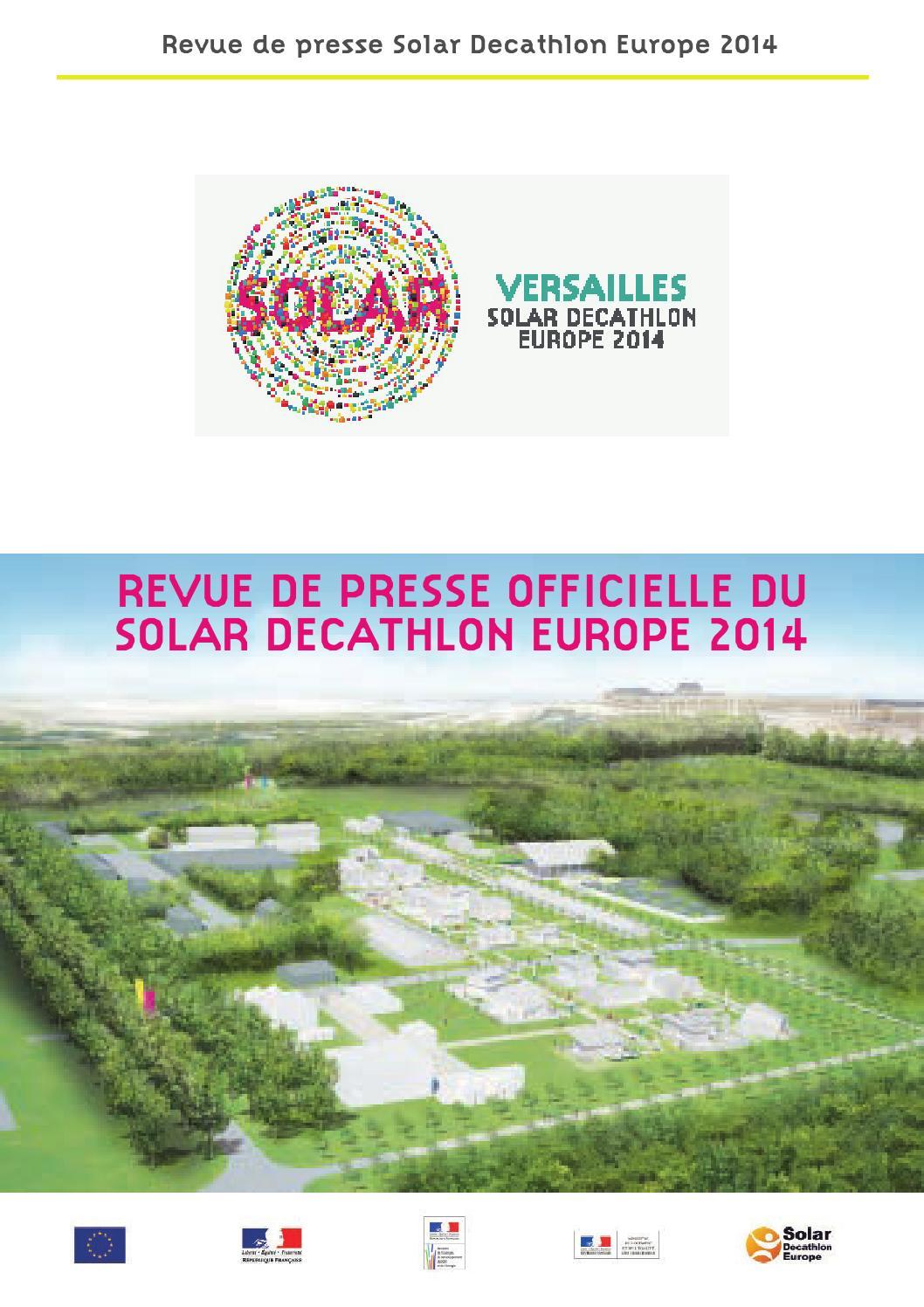 Revue de presse sde2014 by SD Europe - issuu 8b4f9e6bb6c