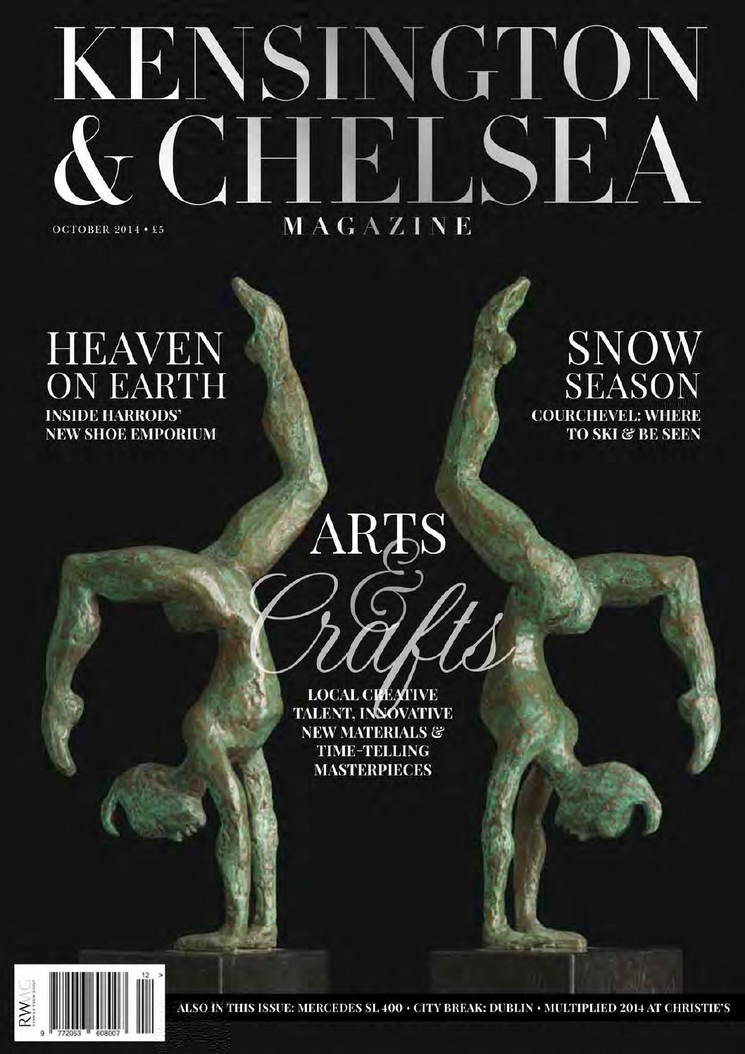 The Kensington Chelsea Magazine October 2014 By Runwild Media Group Issuu