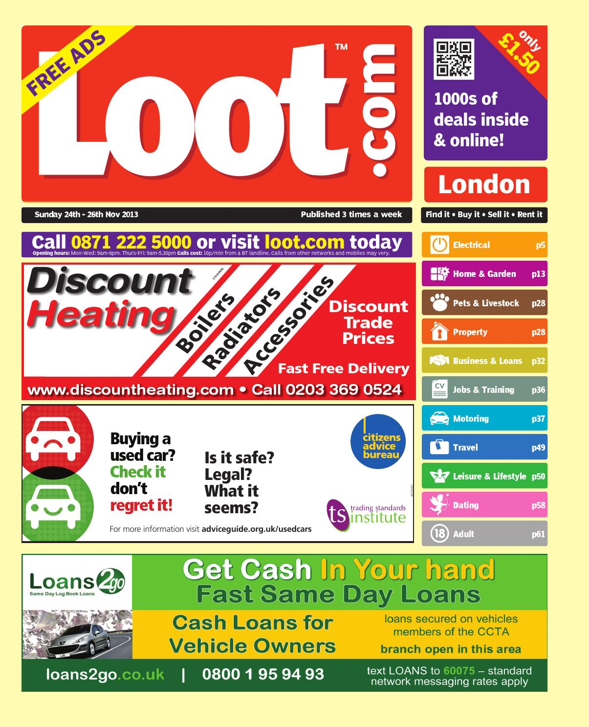 edb793fd9774 Loot London