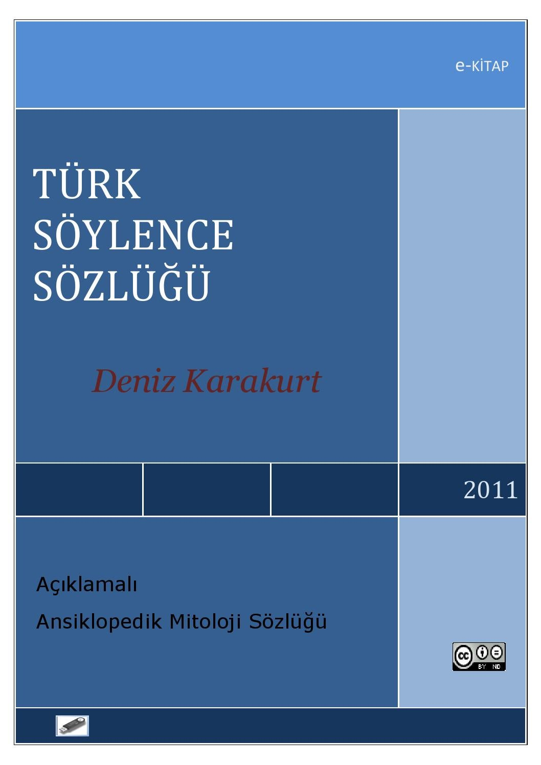 Turk Soylence Sozlugu by Edebiyat Kitap - issuu