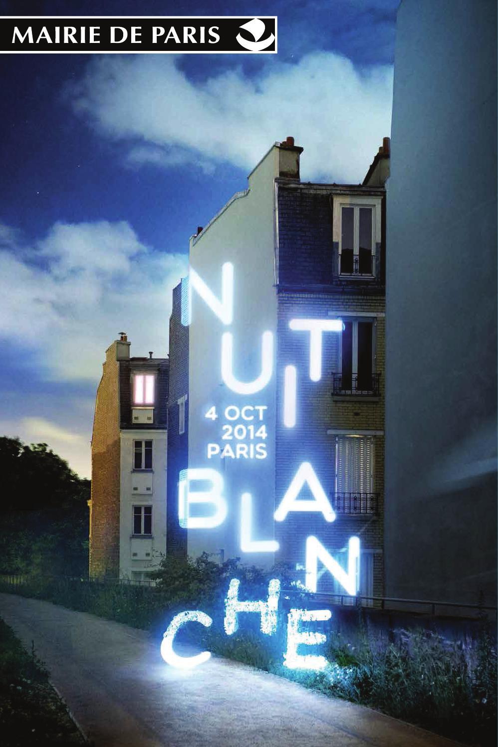 Nuit Blanche 2014 dossier de presse by Jason Whittaker - issuu d1ec059e0c4