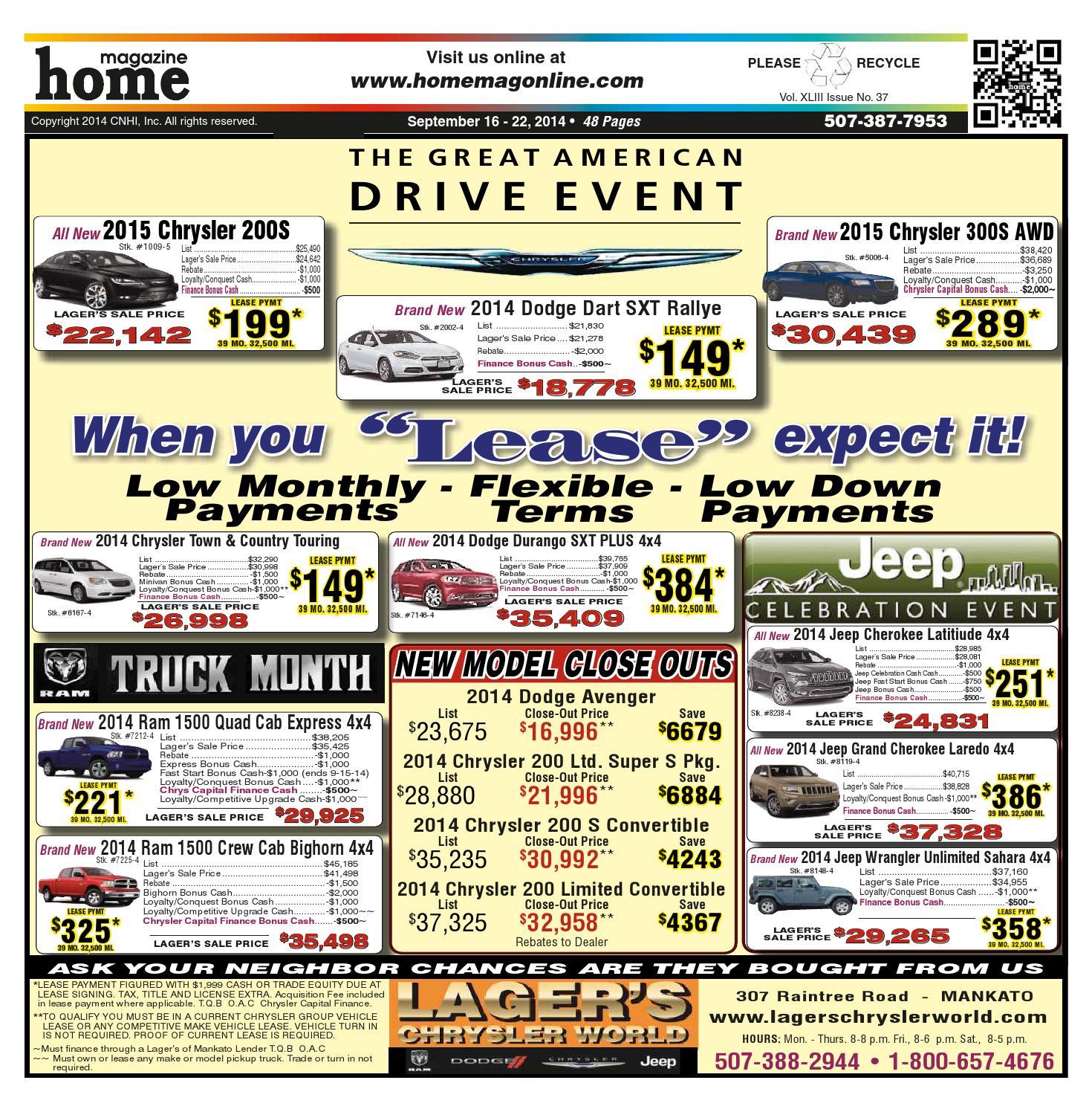 Home Magazine 09 16 14 By Online Issuu John Deere 7000 Planter Wiring Diagram Solenoid