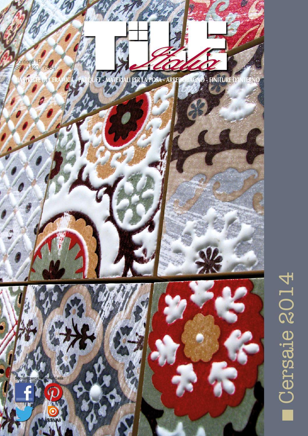 Pittura Vetrificata Per Cucina tile italia 4/2014 by tile edizioni - issuu
