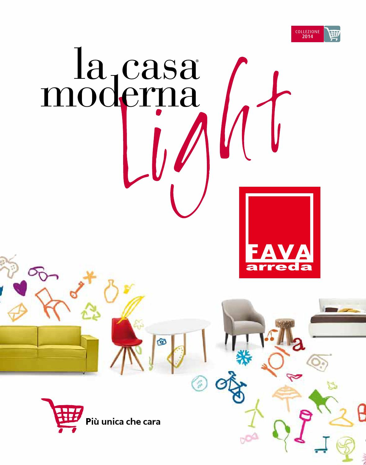 Fava arreda la casa moderna light by ciociaria24 issuu for Fava arreda