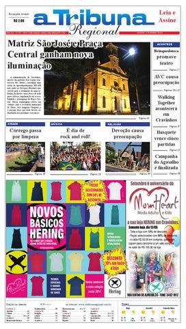 acb84ca3ce Jornal A Tribuna Regional de Cravinhos by Leandro Cavalcanti - issuu