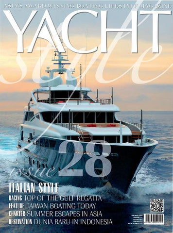 6cd81ad0a0a Yachtstyle issue 28 by Yachtstyle - issuu