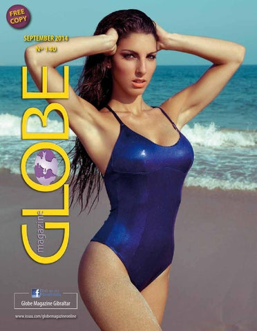 1c9470d2e8571 Globe September 2014 by globe magazine gibraltar - issuu