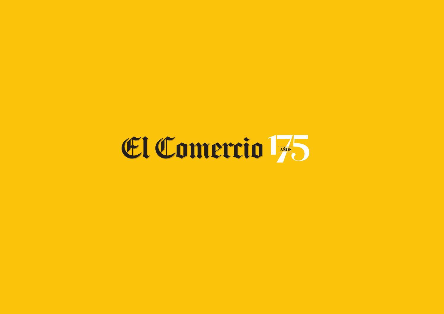 Formato no convencional cam7 by Diario El Comercio - issuu