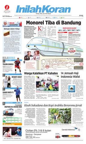 Monorel Tiba di Bandung by Inilah Koran - issuu b8ce51e984