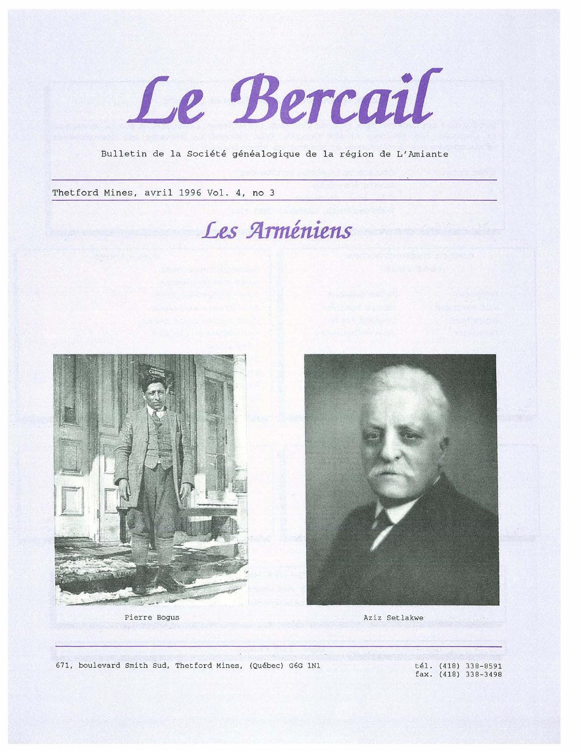 le bercail vol4 no3 by bibliothetford issuu
