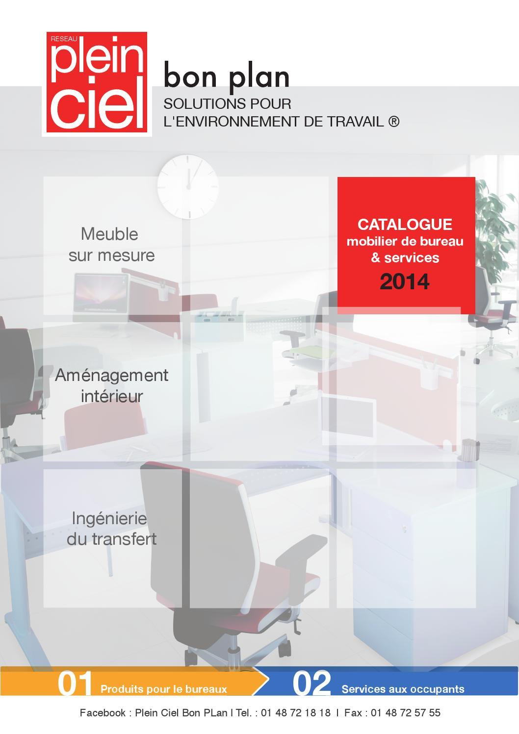 Catalogue mobilier de bureau services by offiscenie issuu - Catalogue mobilier de bureau ...