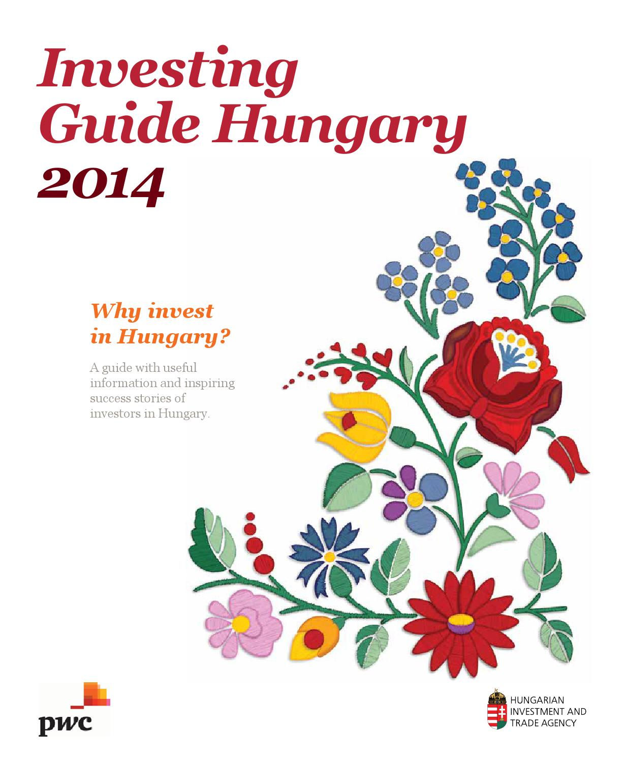 Hu Hu Publications Investing In Hungary Assets Investing Guide En
