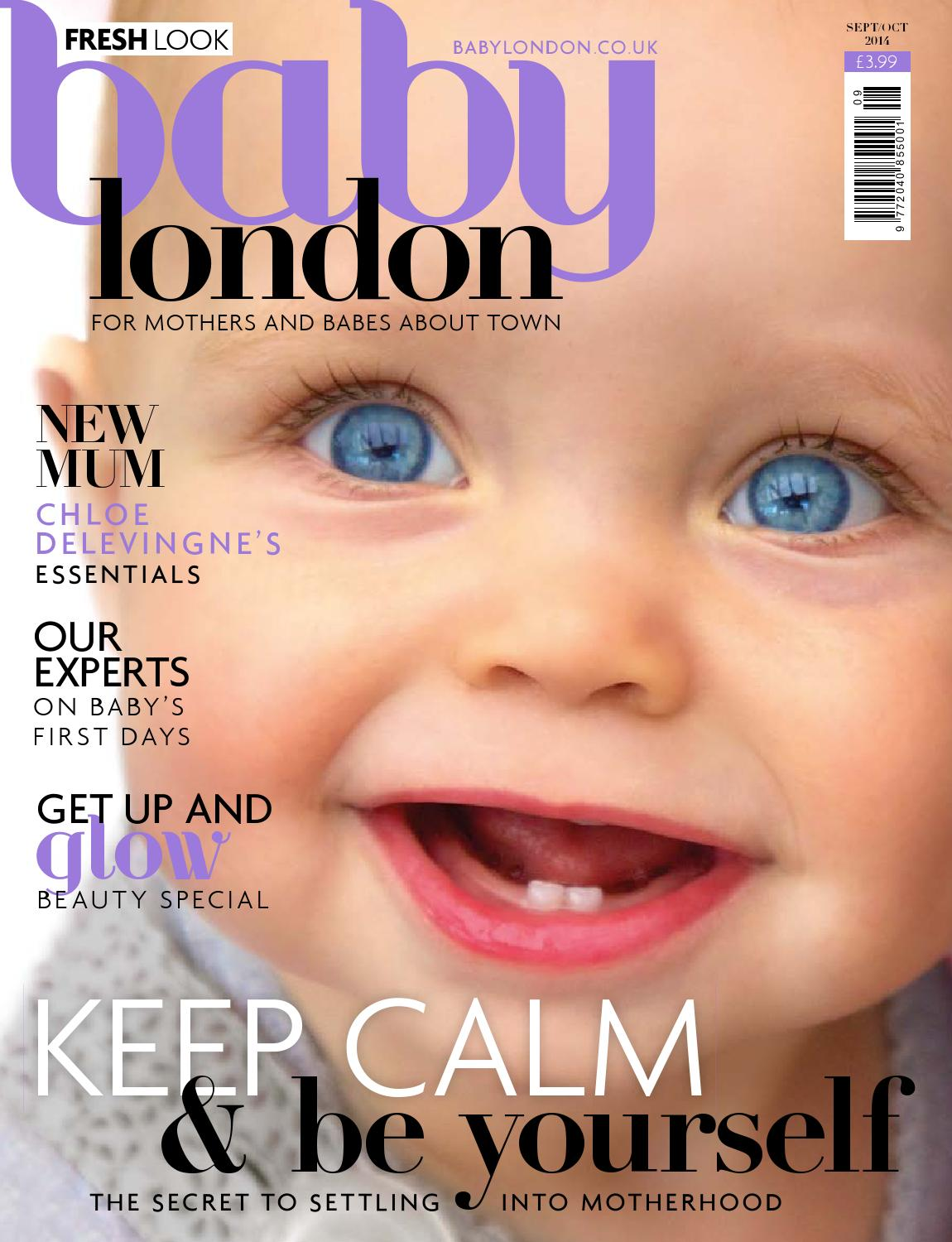 Baby London September October 2014 by The Chelsea Magazine Company - issuu a5c7614ee3acb