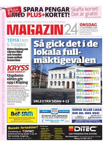 Magazin24.se nr 469 by magazin24 - issuu bd6ce37b96eae