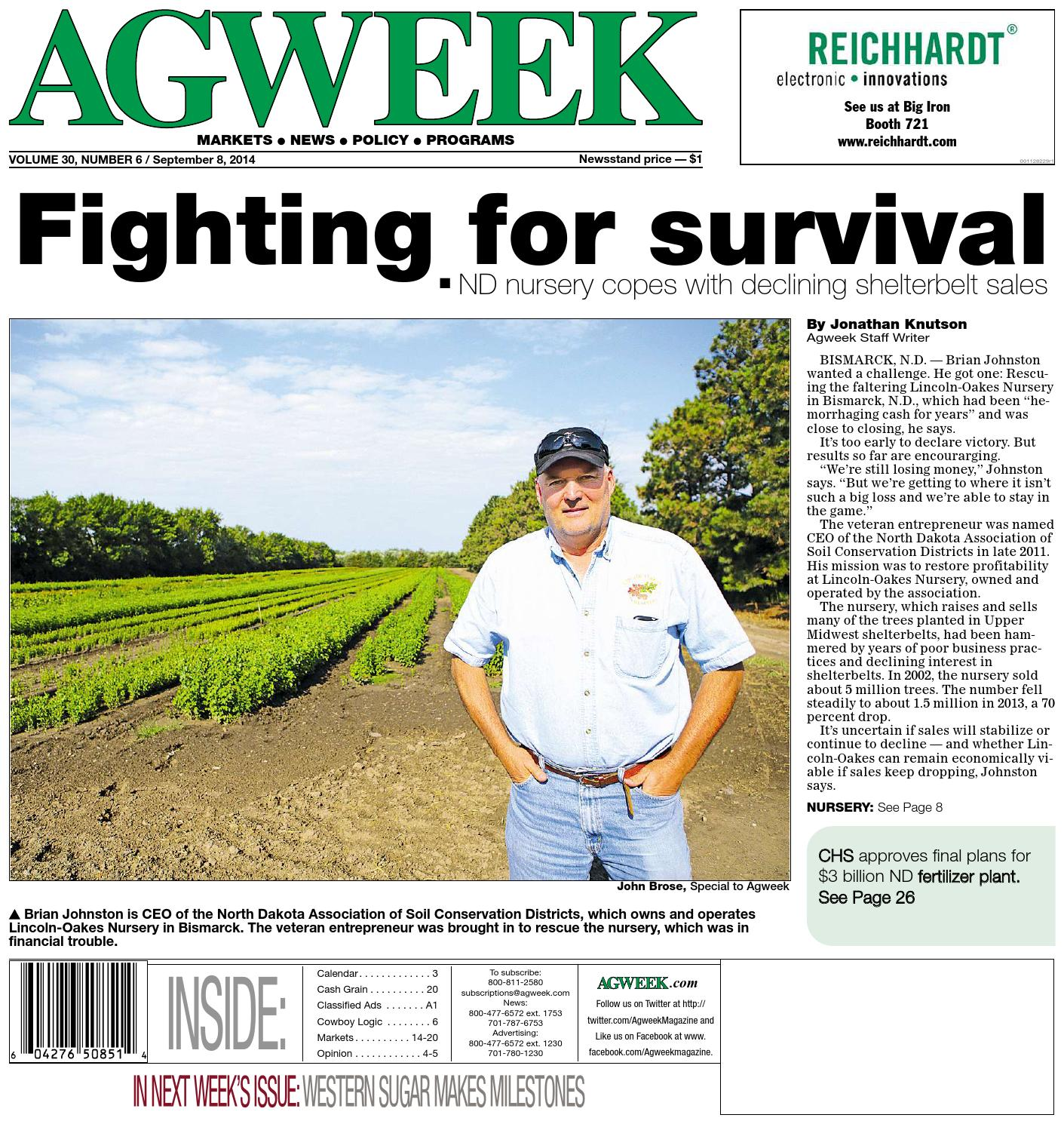 0908 Agweek Big Iron By Prairie Business Magazine Issuu Curt 4way Round To Flat Trailer Wire Adapter Sharptruckcom