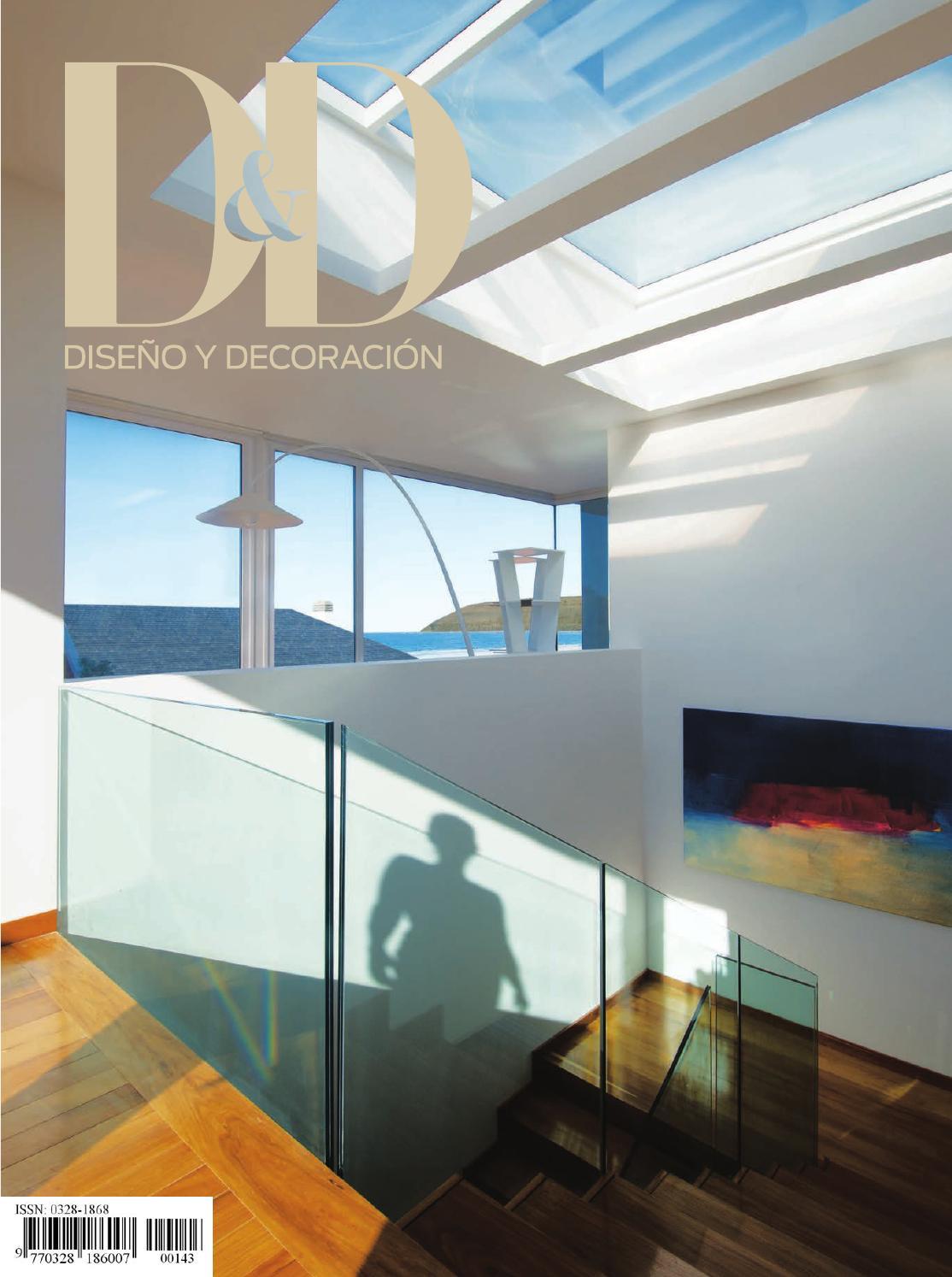 D d edicion aniversario 143 dise o decoraci n arte - Pagina de decoracion de interiores ...
