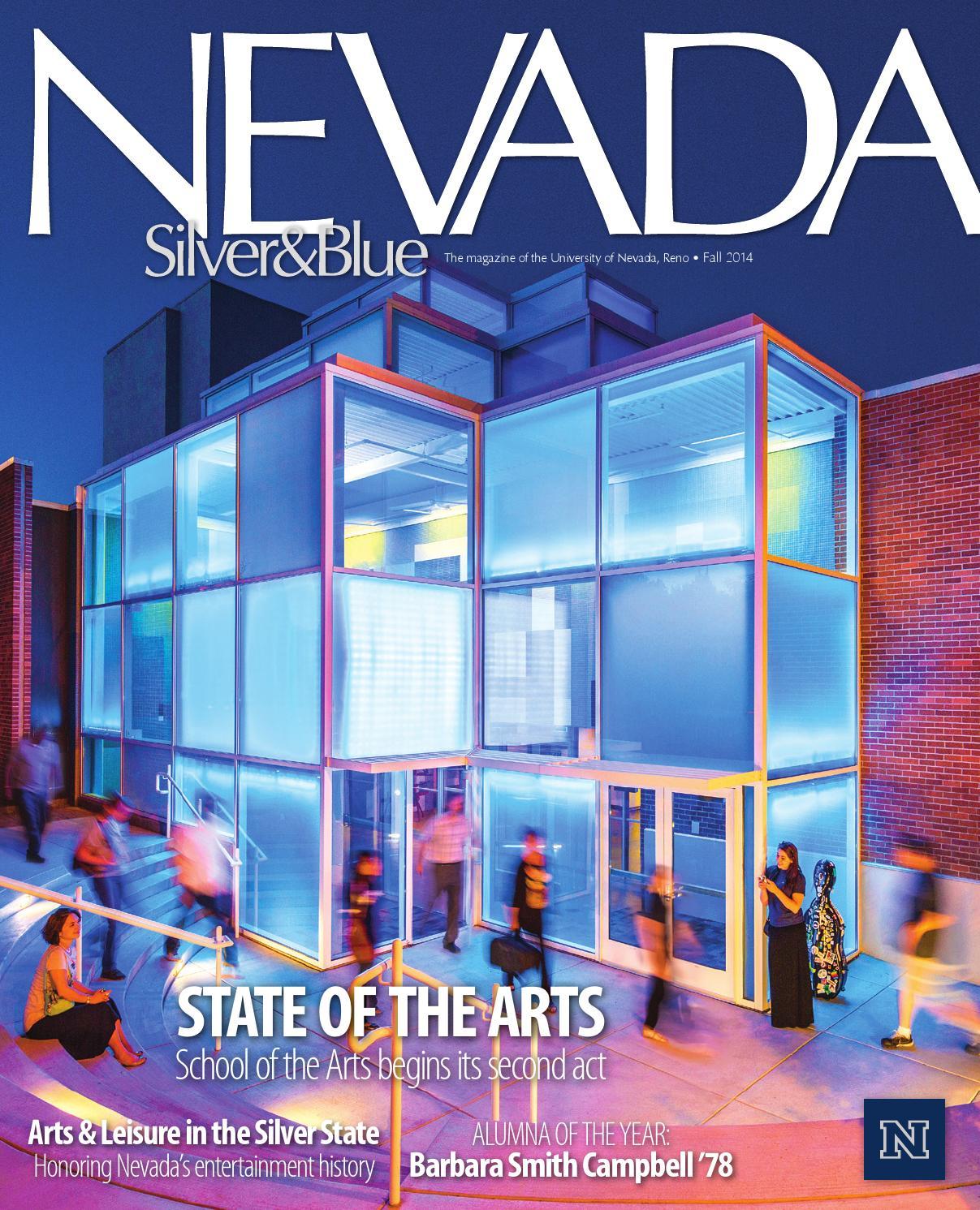 0e35eaf3d310f Nevada Silver   Blue Magazine - Fall 2014 by Nevada Silver   Blue - issuu
