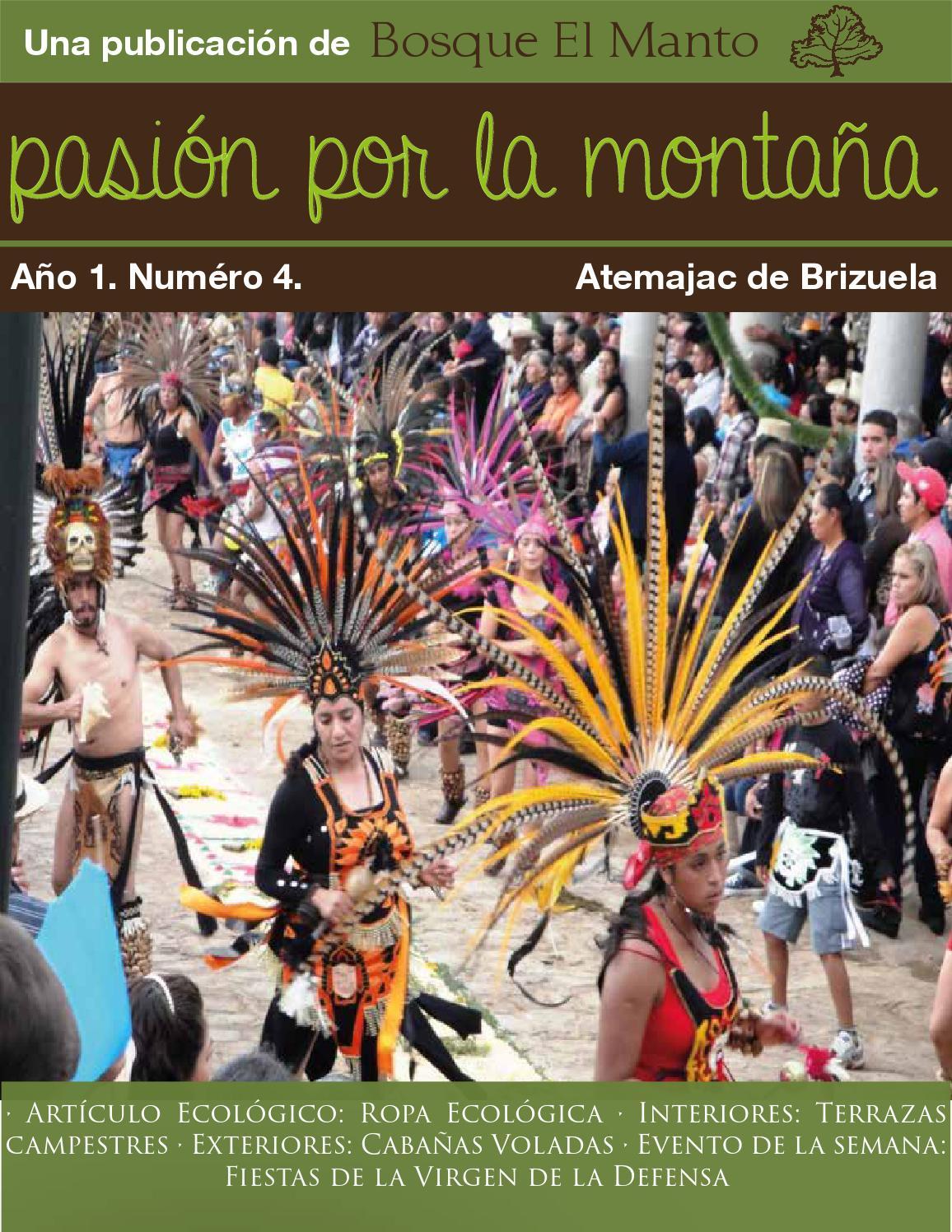 Pasion Por La Montaña Año1 Num4 By Alejandro Bravo Issuu