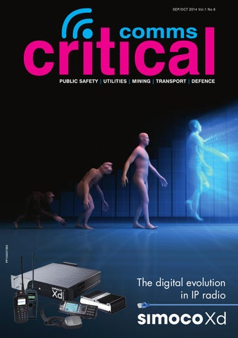 Critical Comms Sep/Oct 2014 by Westwick-Farrow Media - issuu