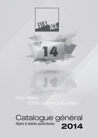 30c16a6ccc Catalogue général OG4 FullAce by Objectif Goodies - issuu