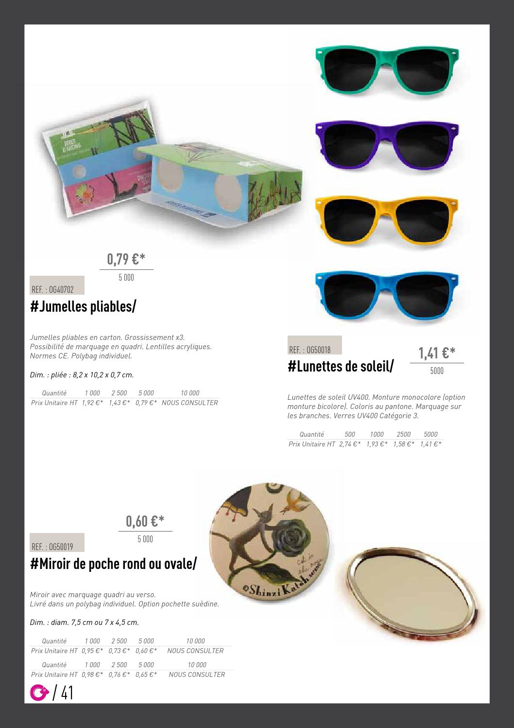 Catalogue OG5 Automne Hiver 2014-2015 Bord de Mer by Objectif Goodies -  issuu ad8bf289e9f6