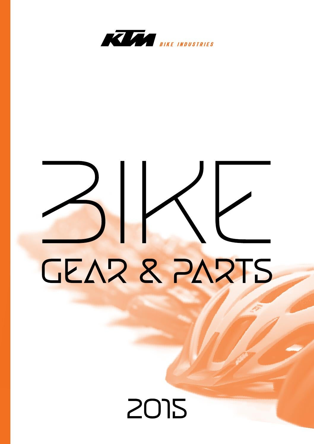 KTM Bike Gear & Parts 2015 by KTM Bike Industries - issuu