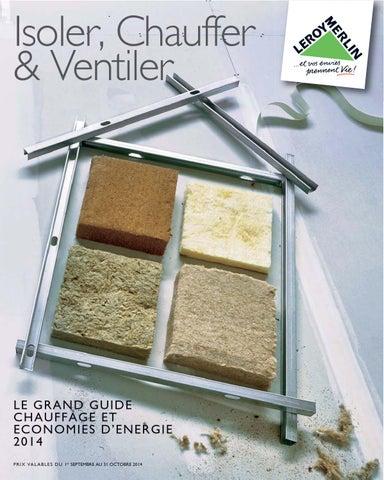 Leroymerlin Catalogue 1septembre 31octobre2014 By Promocatalogues