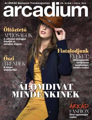 ARCADIUM 2014 3 by Company Info Kft. - issuu 544918d4c8