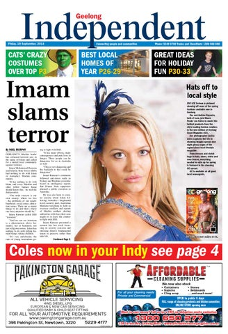 Geelong Independent - 19th September 2014