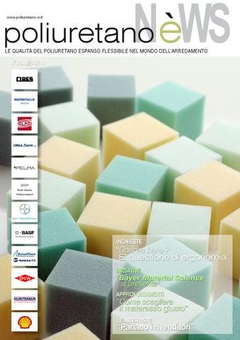 Cassotti Materassi Curno.Poliuretano E News 02 By Poliuretano E News Issuu