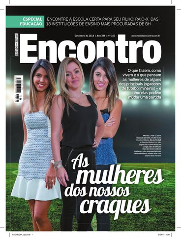 b126ca36bf Revista Encontro 160 by Editora Encontro - issuu