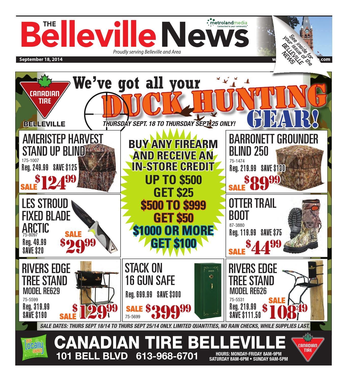 Belleville091814 by metroland east belleville news issuu fandeluxe Gallery