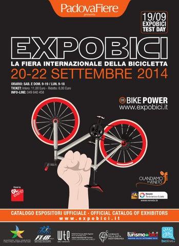 Catalogo Espositori Expobici By Padovafiere Spa Issuu