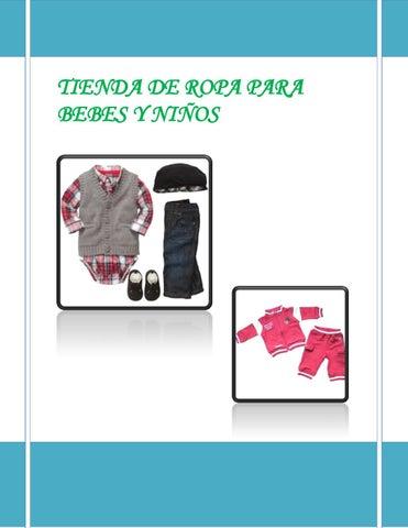 760630e7b Ropa para bebes y niños by Melissa - issuu