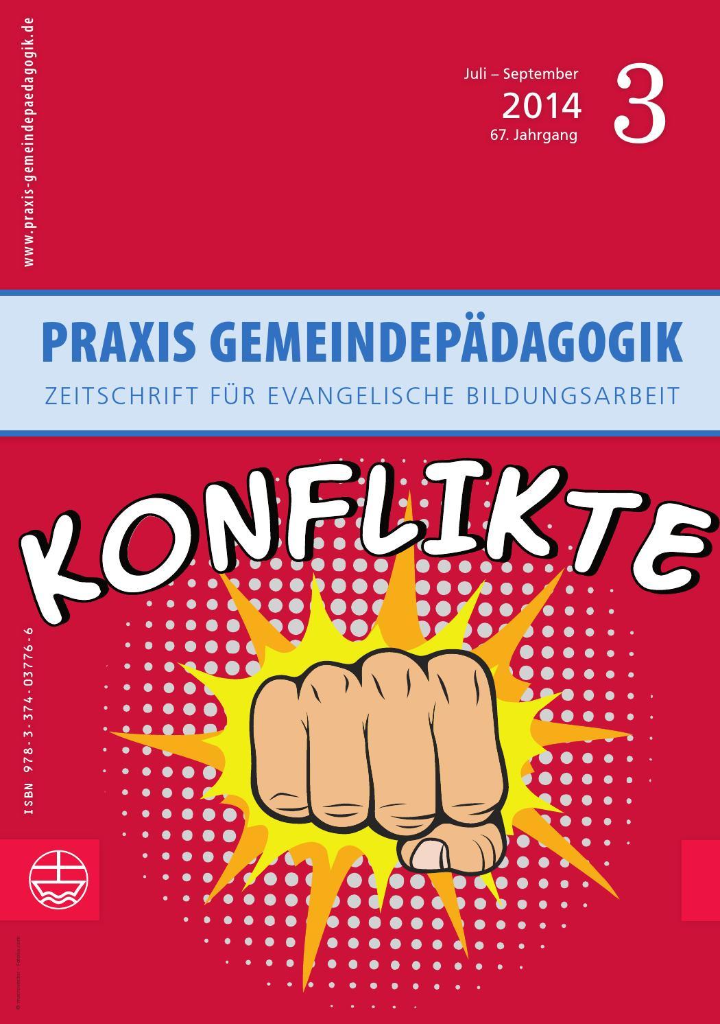 Praxis Gemeindepädagogik 3-2014 by Evangelische Verlagsanstalt GmbH ...