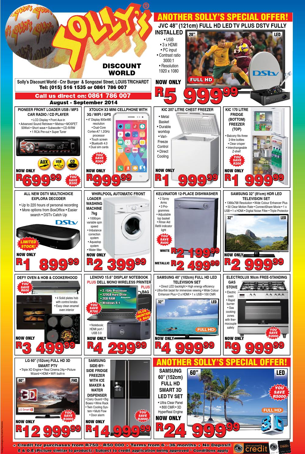 Sollys Discount World Aug Sep 2014 By Issuu Pioneer Mosfet 50wx4 Power Ac Or Dc