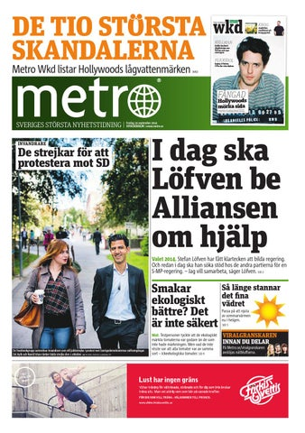 best sneakers bca10 6ad0a 20140919 se stockholm by Metro Sweden - issuu