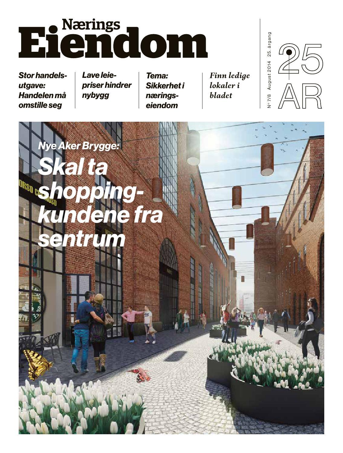 cf08be20 NæringsEiendom 08-2014 by Blake and Friends - issuu