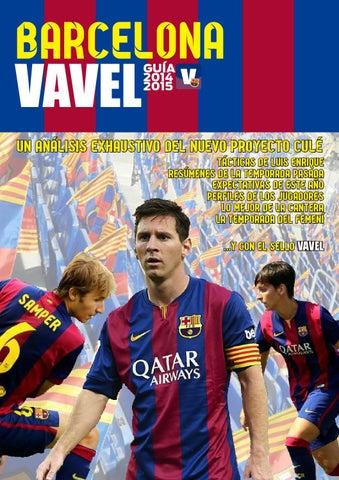MEMORIA ANUAL FC BARCELONA TEMPORADA 2014 15 by FC Barcelona - issuu 183e8b96fa929