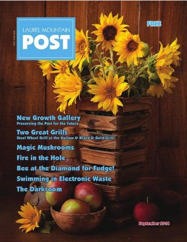 Laurel Mountain Post September 2014 by Laurel Mountain Post